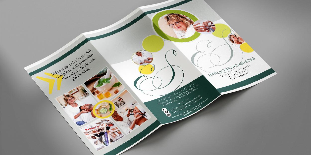 Flyer Ingas Designs