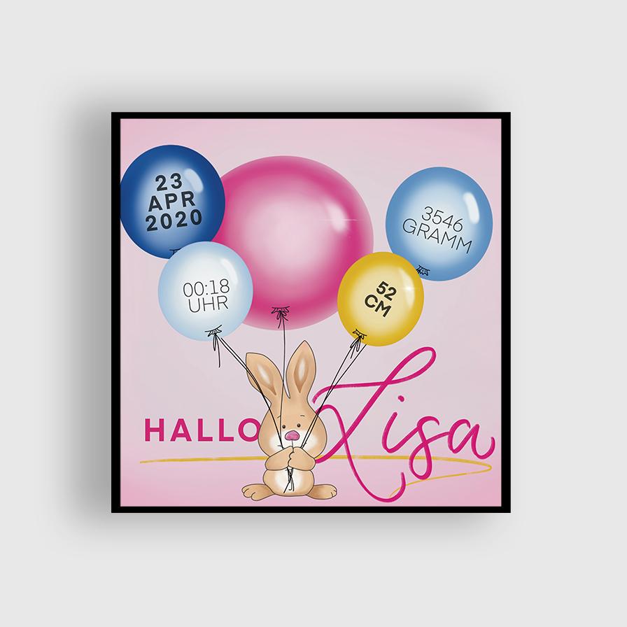 baby poster Ingas designs